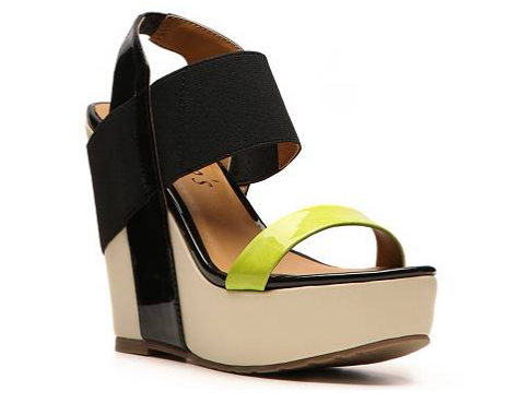 Matty's Chesham, wedge, sandal, DSW
